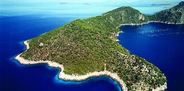 Ο εμίρης του Κατάρ αγόρασε το ελληνικό νησάκι του Ιονίου, Οξιά